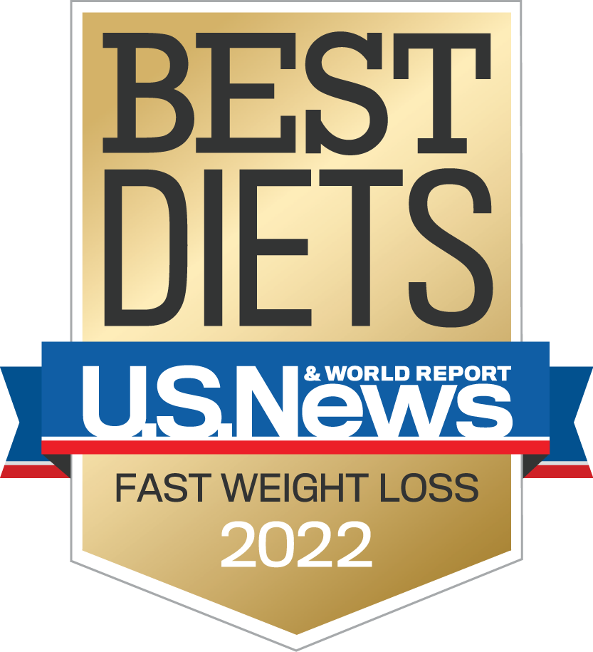 H M R was ranked #1 in Best Fast Weight Loss Diets by U.S. News and World Report in 2021.