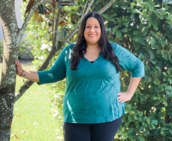 Read about Jasmine's 71-lb weight loss transformation on the HMR diet and how her life has changed.
