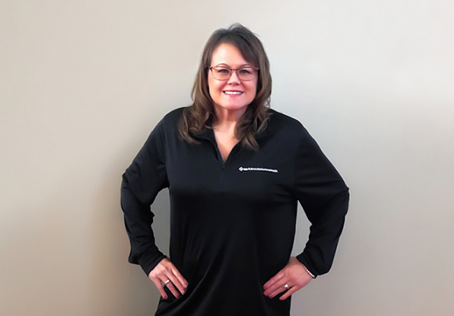 Pamela lost 16 lbs. on the HMR weight loss program.