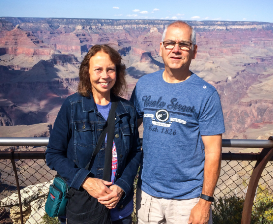 Read about Terrie & Jay's 200-lb weight loss transformation on the HMR diet and how her life has changed.