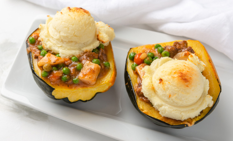 Shepherds Pie Boats