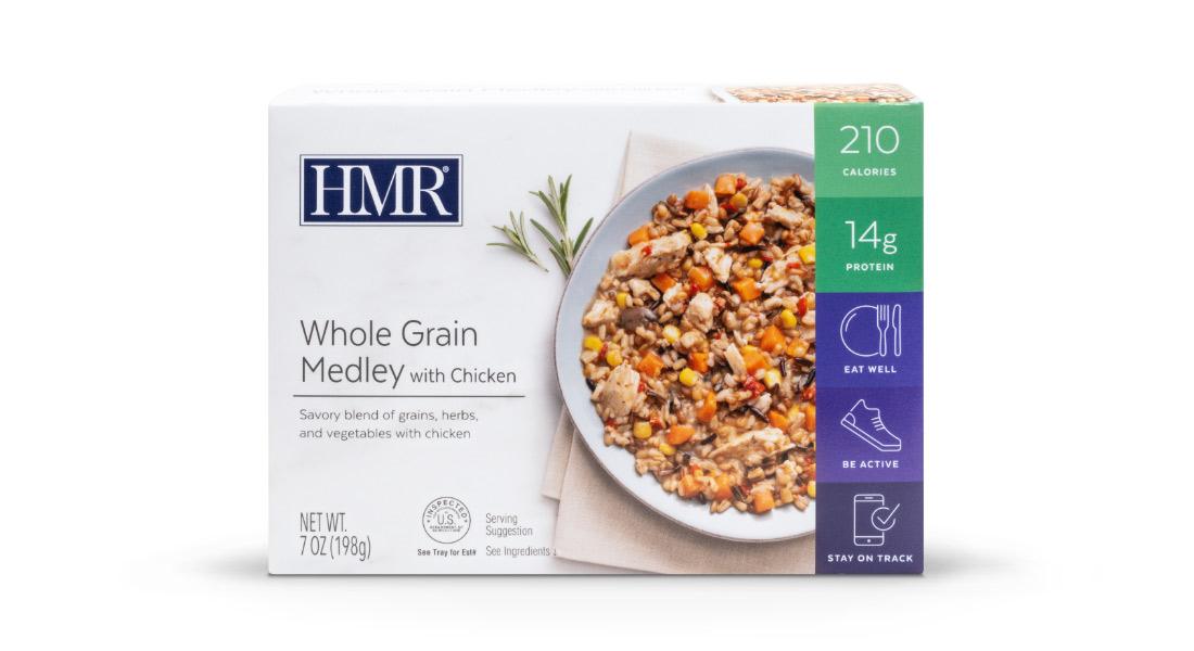 Whole Grain Medley