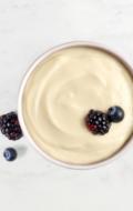 Click to see a prepared HMR 70 Plus Vanilla Pudding