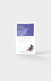 Click to see an HMR 800 Chocolate Shake Mix packet