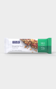 Click to see the front of the HMR Fruit and Nut Protein Bar