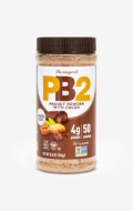 Click to see the front of the PB2 Powdered Peanut Butter with Cocoa jar